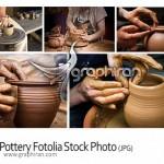 دانلود تصاویر استوک سفال گری و کوزه گری Pottery Stock Photo