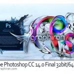 دانلود فتوشاپ ۱۴٫۲٫۱ نهایی Adobe Photoshop CC 14.2.1 Final X86/X64