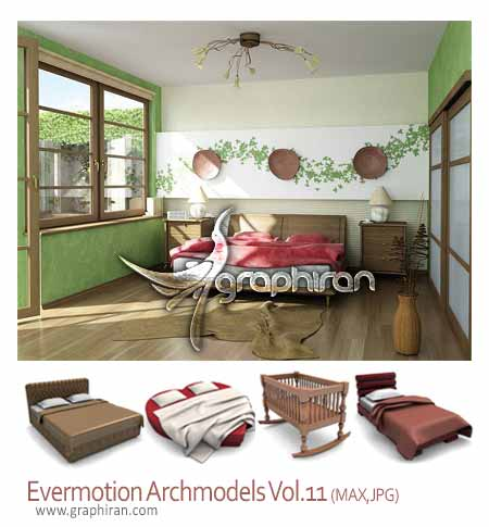 Evermotion Archmodels Vol.11