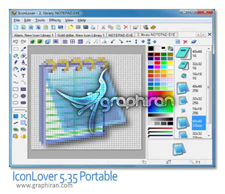 IconLover 5.35 Portable