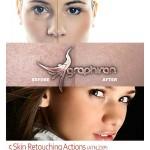 Skin Retouching Actions 150x150 دانلود پلاگین فتوشاپ روتوش جادویی و حرفه ای چهره و پوست نسخه ۲٫۸