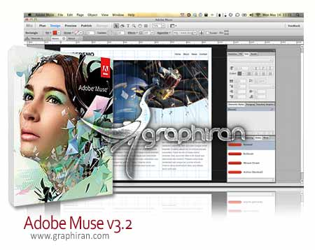 Adobe Muse v3.2