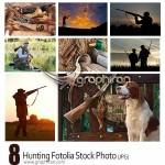 دانلود تصاویر استوک شکار و شکارچی Hunting Fotolia Stock Photo