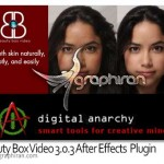 دانلود پلاگین افتر افکت روتوش صورت در فیلم Beauty Box Video 4.0.6