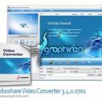 دانلود نرم افزار تبدیل فرمت فیلم Joboshare Video Converter 3.4.0