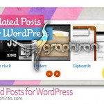 Related Posts for WordPress 150x150 کارت ویزیت شفاف لایه باز شغل های مرتبط با رسانه – شماره ۲۹۱