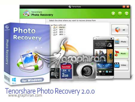 Tenorshare Photo Recovery 2.0.0