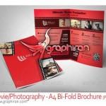 Ultimate Movie 150x150 دانلود طرح لایه باز بروشور عکاسی فشن آماده و بسیار زیبا
