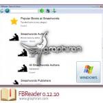 دانلود FBReader 0.12 نرم افزار کامپیوتر اجرا و باز کردن فایل ePub