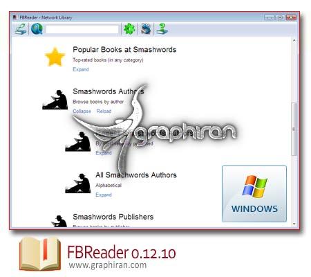 FBReader 0.12.10