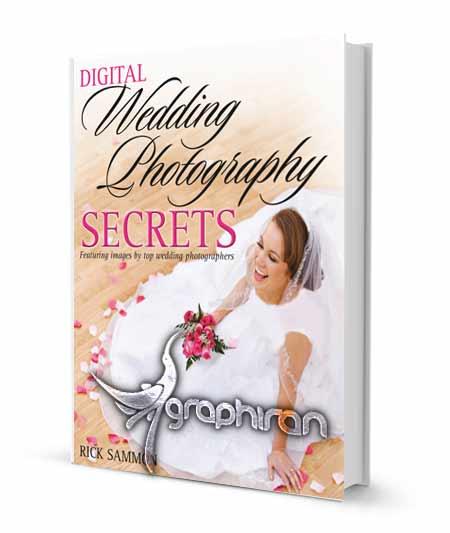 کتاب آموزش اسرار عکاسی دیجیتال عروسی