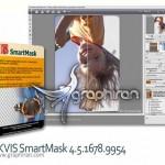 نرم افزار جداسازی و ماسک اجسام از بک گراند AKVIS SmartMask 7.0.1924