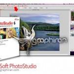 برنامه قدرتمند ویرایش و روتوش عکس ArcSoft PhotoStudio 6.0.5.182