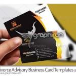 دانلود نمونه کارت ویزیت مشاور طلاق فرمت وکتور EPS – شماره ۱۶۲