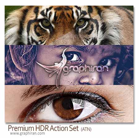 Premium HDR Action Set