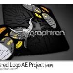 دانلود پروژه افتر افکت شکستن و خرد شدن لوگو Shattered Logo