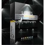 دانلود پک ویژه افکت های نوری آماده و لایه باز فرمت PSD و PNG