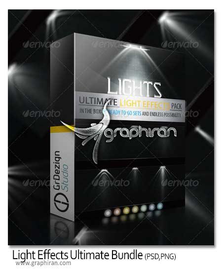افکت های نوری