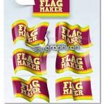 دانلود اکشن های ایلوستریتور تبدیل عکس به  ۱۰ نوع پرچم موج دار