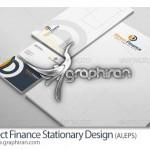 دانلود طرح ست اداری شرکت های حسابداری و مالیاتی فرمت EPS و AI