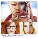 دانلود تنظیمات آماده Lightroom برای روتوش پوست و زیباسازی چهره
