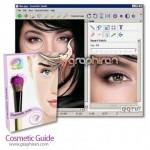 دانلود نرم افزار آرایش و زیبا سازی چهره Cosmetic Guide 2.2.8