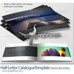 دانلود قالب لایه باز کاتالوگ تجاری با طراحی حرفه ای ۲۰ صفحه ای