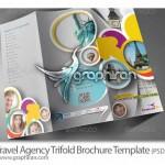 دانلود نمونه آماده بروشور آژانس مسافرتی و شرکت های گردشگری