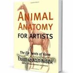 دانلود کتاب آموزش طراحی آناتومی حیوانات Animal Anatomy for Artists