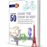 دانلود کتاب آموزش نقاشی حیوانات و اشیاء Draw The Draw 50 Way