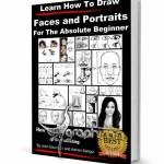 دانلود کتاب آموزش طراحی صورت و پرتره برای افراد کاملا مبتدی