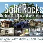 دانلود پلاگین SolidRocks 1.72 برای ۳ds Max 2010-2015