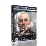 کتاب آموزش ساخت کاراکتر در تری دی مکس Character Production 3ds Max