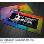 دانلود رایگان کارت ویزیت انتزاعی فرمت PSD فتوشاپ – شماره ۱۷۵