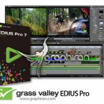 دانلود Grass Valley Edius Pro 8.30 Build 320 میکس و مونتاژ فیلم