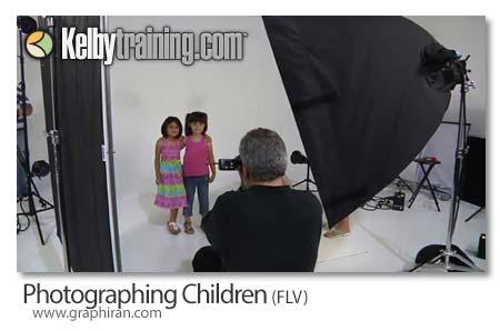فیلم آموزش آموزش عکاسی از کودک و نوزاد
