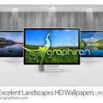 دانلود ۲۵ والپیپر با کیفیت HD از زیباترین منظره های طبیعی جهان