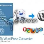 افزونه تبدیل قالب HTML به وردپرس HTML To WordPress Converter