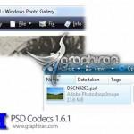 پیش نمایش فایل PSD در ویندوز بدون باز کردن Ardfry PSD Codec 1.6.1