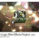 دانلود پروژه آماده و زیبای افتر افکت رقص لوگو Logo Dance