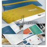 دانلود نمونه لایه باز بروشور حج عمره با طرح های اسلامی – شماره ۵۳