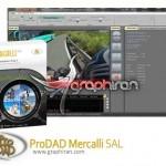 دانلود ProDAD Mercalli V4 SAL+ 4.0.455.2 نرم افزار حذف لرزش فیلم
