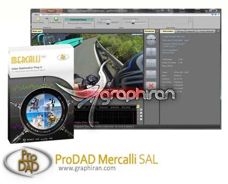 ProDAD Mercalli V3 SAL
