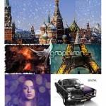 دانلود ۶۴ اکشن کمیاب فتوشاپ برای ساخت افکت های عکس زیبا