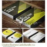 دانلود مجموعه ۳ طرح ابتکاری کارت ویزیت PSD لایه باز – شماره ۲۰۲
