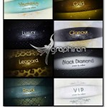 دانلود ۱۲ پروژه آماده افتر افکت تیتراژ شیک Luxury Titles Pack