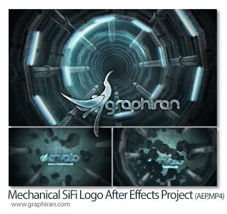Mechanical SiFi Logo
