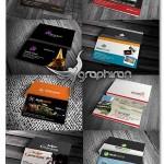 دانلود مجموعه ۸ نمونه کارت ویزیت آژانس های مسافرتی و هواپیمایی