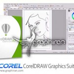 دانلود نرم افزار CorelDRAW Graphics Suite X8 v18.0.0.448 x86/x64