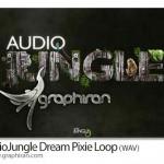 دانلود موزیک استوک رویایی و جادویی AudioJungle Dream Pixie Loop